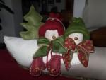 Pupazzeria natalizia